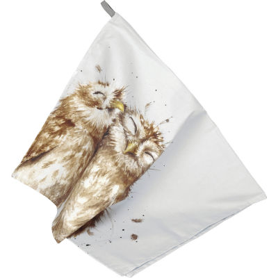 Wrendale Tea Towel Wrendale Owl