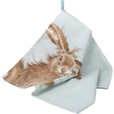 Wrendale Tea Towel Wrendale Hare