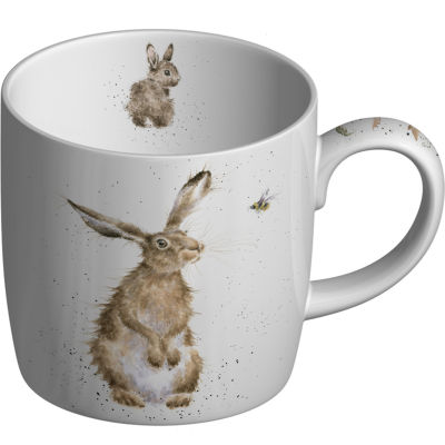 Wrendale The Hare & The Bee Hare Mug