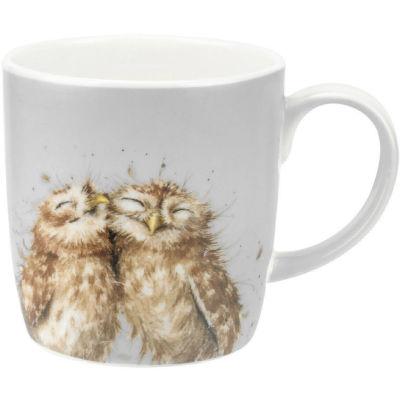 Wrendale The Twits Owl Large Mug