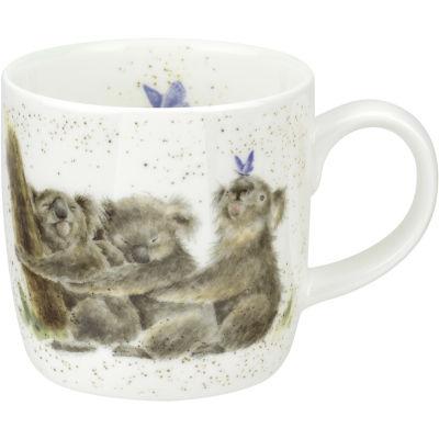 Wrendale Three Of A Kind Koala Mug