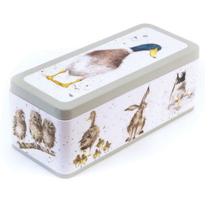 Wrendale Tinware Cracker Tin Duck