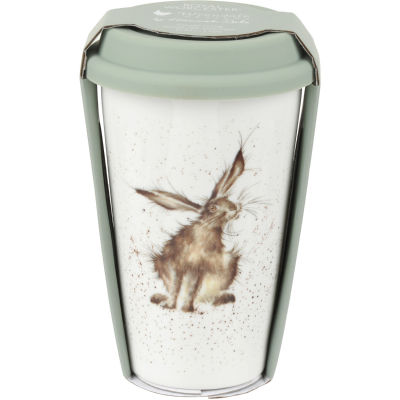 Wrendale Travel Mug 0.3L Hare