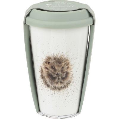 Wrendale Travel Mug 0.3L Hedgehog