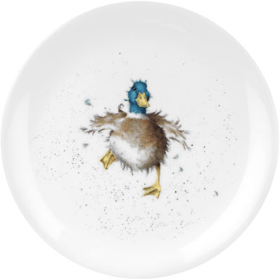 Wrendale Waddle & Quack Duck Plate 20cm