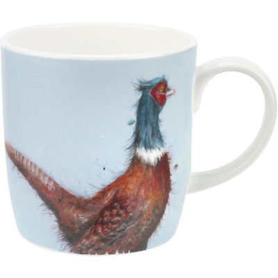 Wrendale Wild Thing Pheasant Large Mug