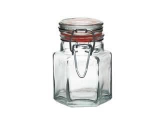 Clip Top Jars